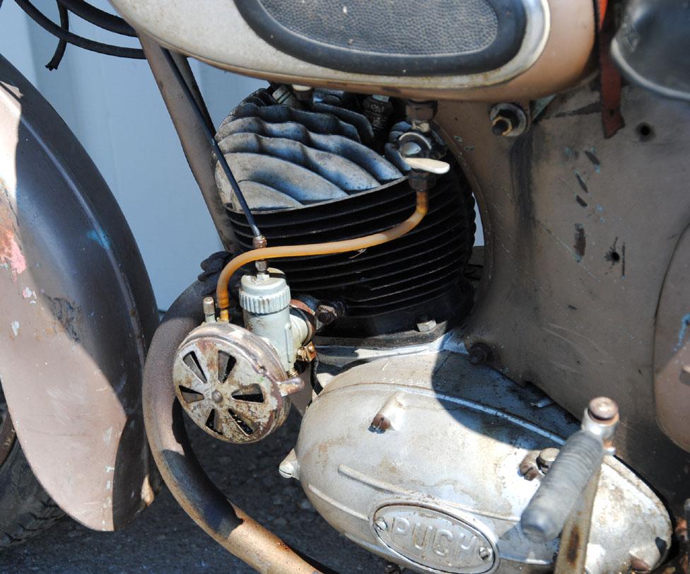 Puch Ersatzteile, KTM Ersatzteile, BMW- und Lohner
